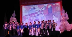 IOI 2011 Opening: Choir
