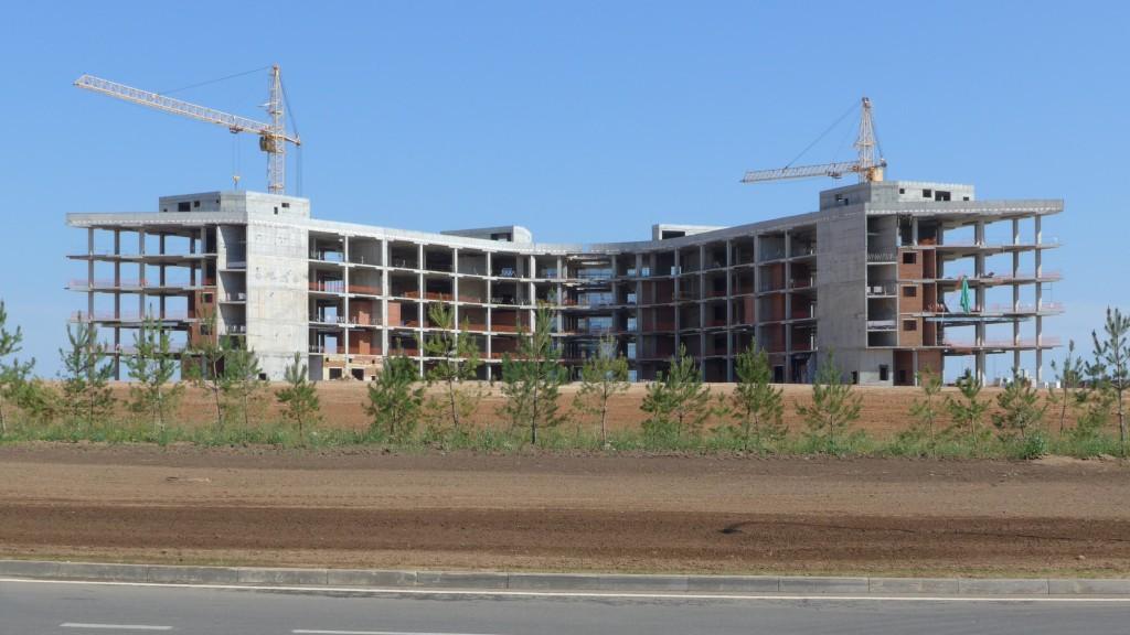 Rohbau/Baustelle in Innopolis